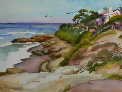 Wind an Seas Beach