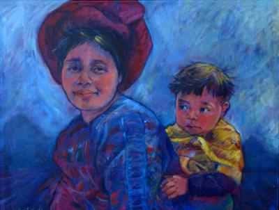 Mother & Child-Guatemala