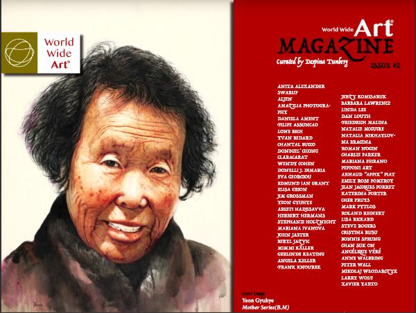 World Wide Art Magazine #2