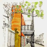 Royal St. Sidewalk
