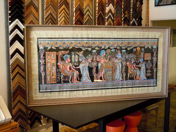 3\'x7\' papyrus - KUHL FRAMES + ART