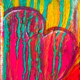 SOLD Heart Throb