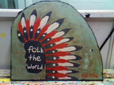 Folk the World 2