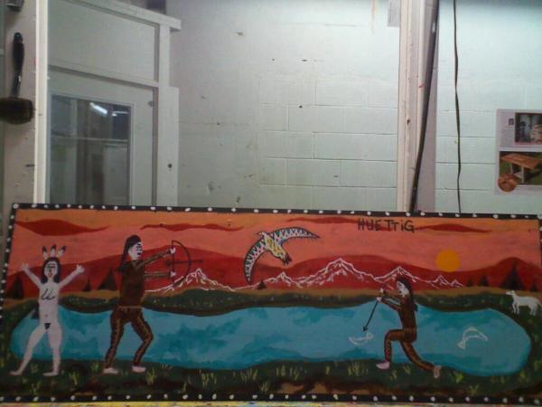 Frontier Indians