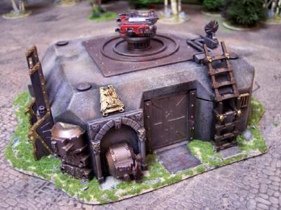 Bunker (rear)