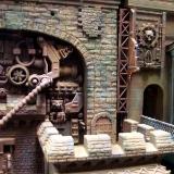 Aquilla Gate Detail