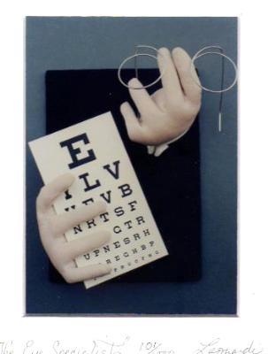 the Eye Specialist