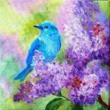 Lilac Retreat
