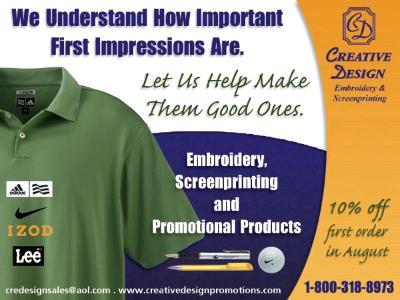 Creative Design Promotional Ad
