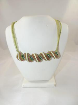 N-80 Dutch Spiral Necklace