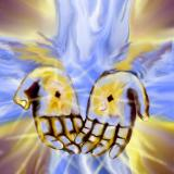 Healing Hands-Nail Pierced Hands