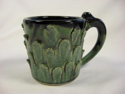 101115.B Green Mug