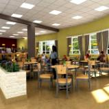 3D Interior Rendering CGI Design