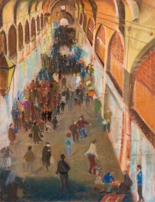 Istanbul - Marché aux épices