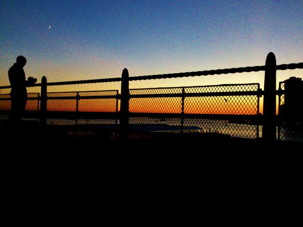 East River Sunset