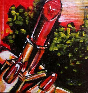 Lipstick Dipstick
