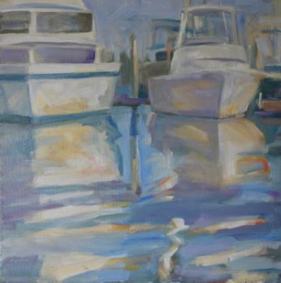 Boat Shadows 1