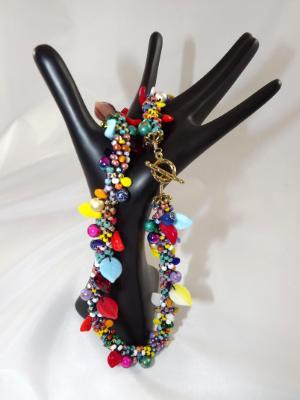 N-98 Confetti Necklace