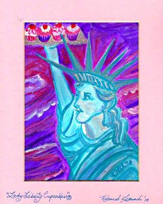 Lady Liberty Cupcakes