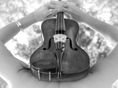 my fathers fiddle . . .