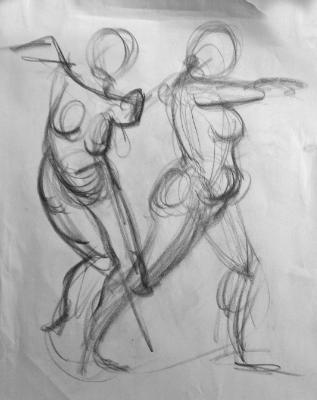 Standing Gestures (Prudence)