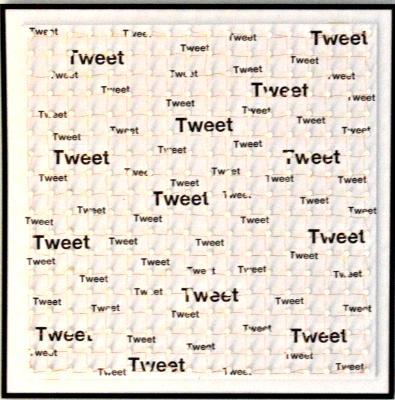 Caged Tweets