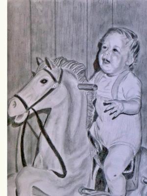 Hobby Horse Baby