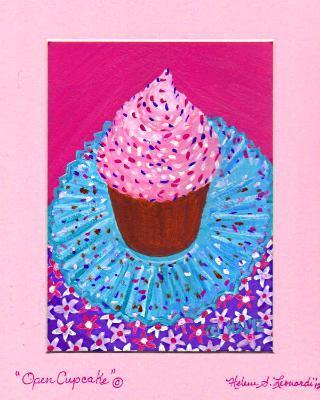 Open Cupcake