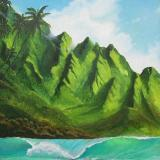 """Hawaiian Mood,  choose price and size in """"buy now"""""""