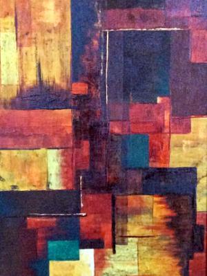 Composition # 615