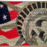 Liberty and Flag (2020) SOLD