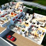 3D Furniture Design Modeling - Paris, France