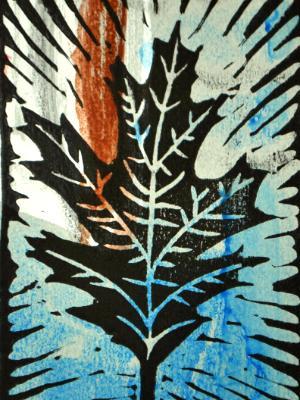 Oak Leaf I