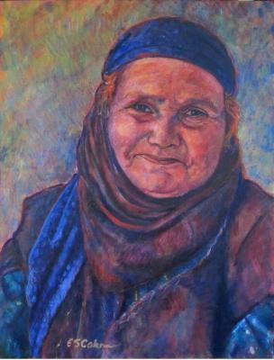 Third Jewelry Vendor of Petra, Jordan