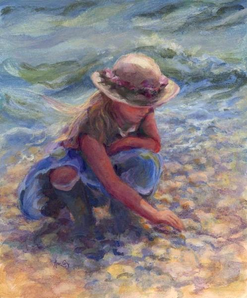 Ann Cory Northwest Acrylic Artist