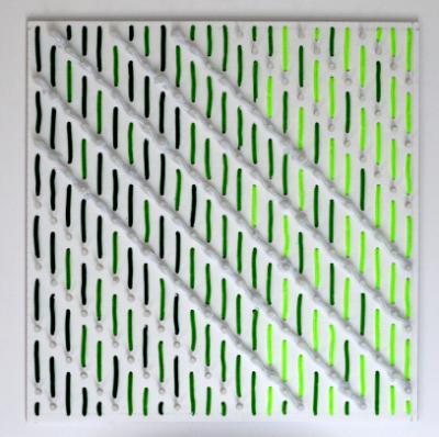 Green Hue Stem Channels