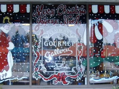 Vintage Paris Christmas