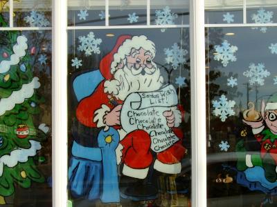 Santa's wish list