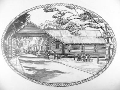 Cabin-Daytona News Journal Florida Quest Booklet