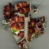 Wire Jewelry - Freeform
