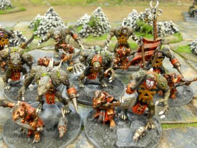 Juggernauts  of Khorne