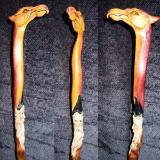 Dragon Wizard Walking Stick