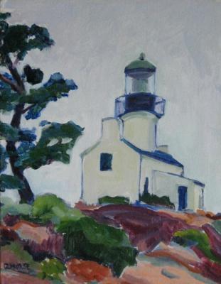 Lighthouse Point Loma