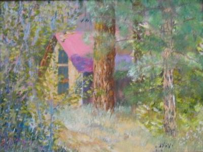 Among the Pines      SOLD