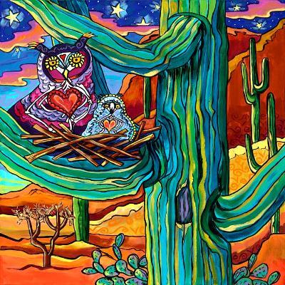 Dia de los Muertos-Night Owls - $985.00
