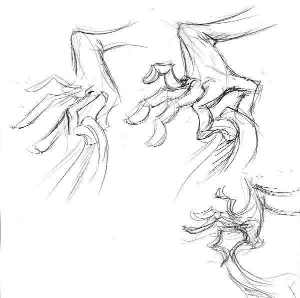 Gnarled Hands