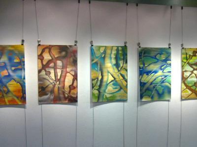 Organic paintings