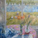 Lillies and Boats