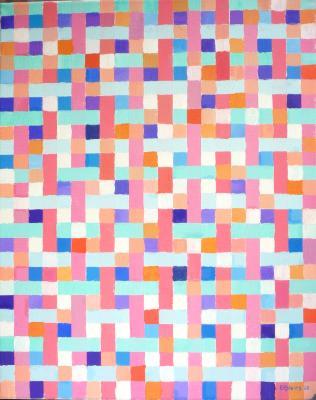 Pattern in pastels 2