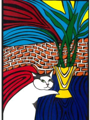 White Cat (sold)